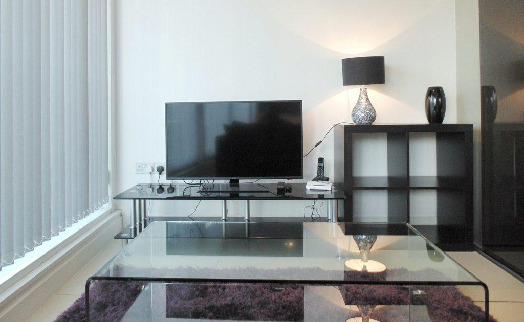 Executive Studio Apartment