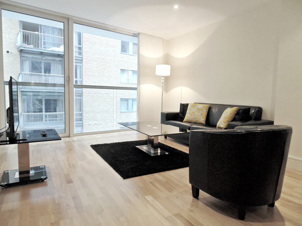 Image of 1 Bedroom Executive Apartment at Canary Wharf Quarters