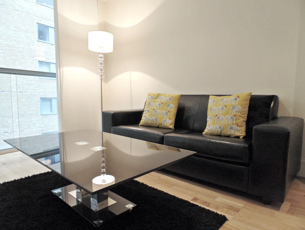 Image of 1 Bedroom Executive Apartment at Canary Wharf Apartments Quarters