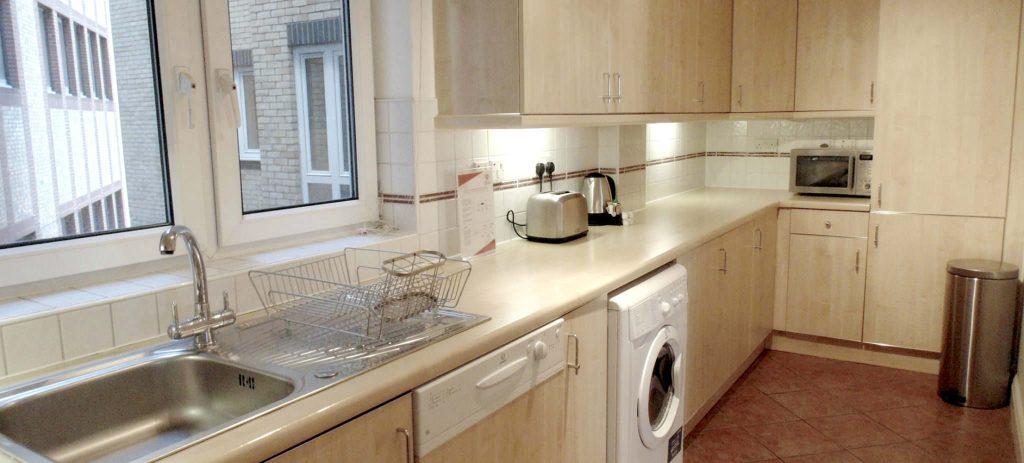 2 Bedroom Deluxe Apartment St Paul's Quarters Serviced Apartments - London Serviced Apartments