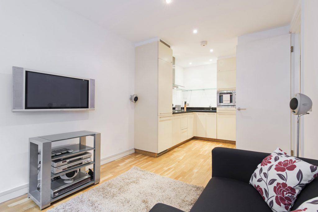 1 Bedroom Apartment St Pauls Executive Quarters Image